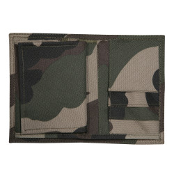 Portefeuille camouflage