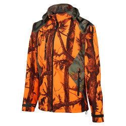 Blouson Chasse Softshell Ghostcamo