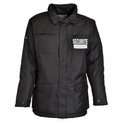 Parka Sécurité City Guard 01