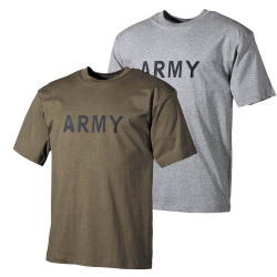 "Tee-shirt ""ARMY"" Mix"