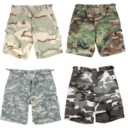 Bermuda Ripstop Camouflage MIX
