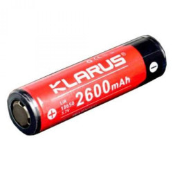 Batterie rechargeable pour lampe d'intervention Klarus