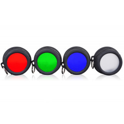 Filtre couleur pour lampe d'intervention Klarus XT11 / RS11 Mix