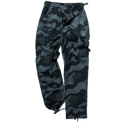 Pantalon US type BDU ranger splinternight