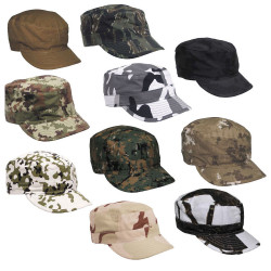 Casquette RIPSTOP Camouflage Mix