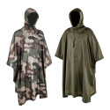 Poncho ultra-light ripstop Mix