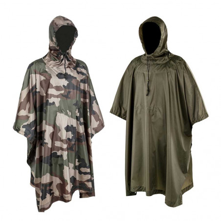 Poncho ultra-light ripstop