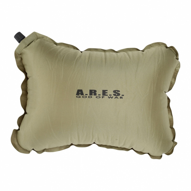 Oreiller gonflable ARES camp pillow 01