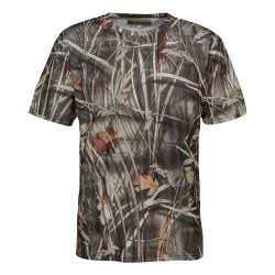 T shirt manches courtes Ghost Camo Wet