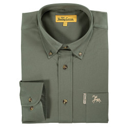 CHEMISE STRETCH GROUSE