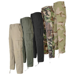 Pantalon BDU Ripstop Mix