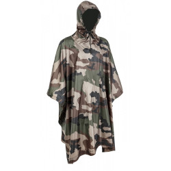 Poncho ultra-light ripstop Camo CE 01