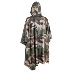 Poncho ultra-light ripstop Camo CE 02