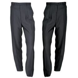 Pantalon à pinces Mix