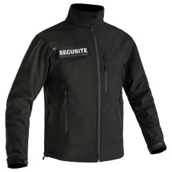 Veste Softshell Sécu-One flap sécurité