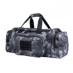 Sac de sport crossfeat ARES Black Digital 01